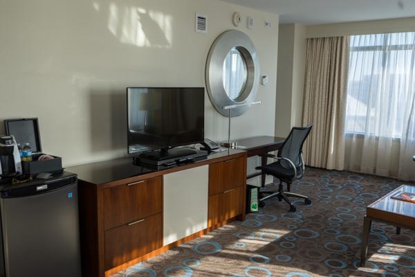 Marriott Marquis DC Suite